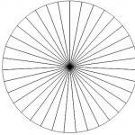 円を自由な数で分割するには?